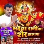Maiya Rani Ka Sher Aa Gaya Phool Dali