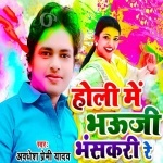Holi Me Bhauji Bhasakali Re Rang Dale De Piyarki Farak Wali