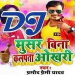 Musar Bina Kalapata Okhari Ho Piya Chhod Awa Nokari DJ Remix Song Musar Bina Kalapata Okhari Ho