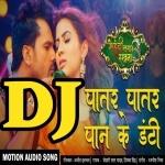 Patar Patar Paan Ke Danti Patare Kamariya Ho DJ Remix Song Mehandi Lagake Rakhana 3